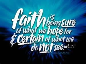 faith Hebrews